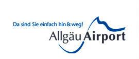 Allgäu Airport Logo