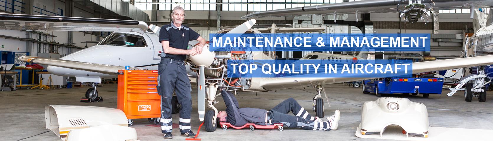 DOTEC GmbH Maintenance Management
